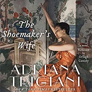 The Shoemaker's Wife audiobook cover art