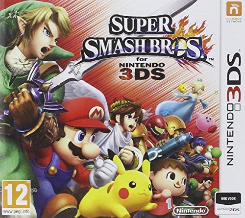 Super Smash Bros For Nintendo 3DS [import hollandais]