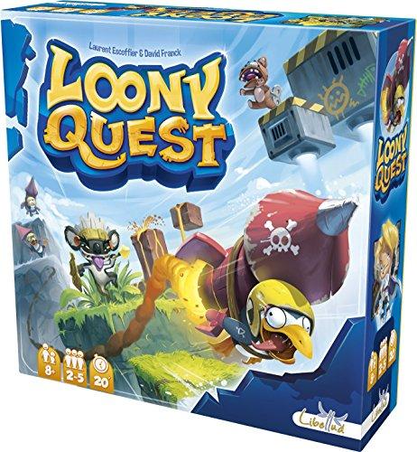 Libellud LIBQUML1 Loony Quest Game