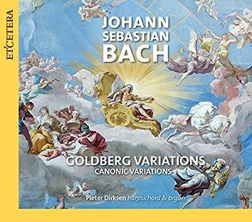 Bach: Goldberg Variations / Canonic Variations
