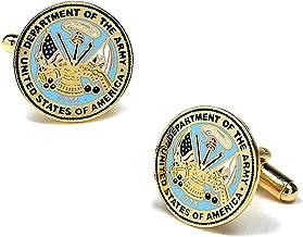 Cufflinks Inc. Men's Us Army Logo Cufflink