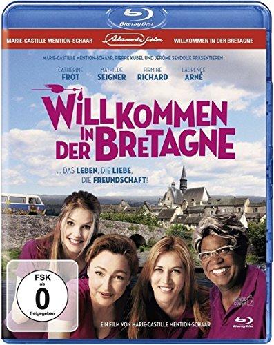 Willkommen in der Bretagne [Blu-ray]