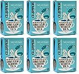 (6 PACK) - Clipper - Organic White Tea | 26 Bag | 6 PACK BUNDLE