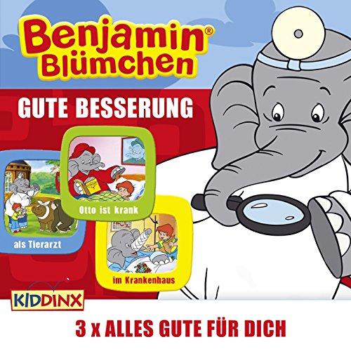 Gute Besserung (Benjamin Blümchen als Tierarzt & Otto ist krank & Benjamin Blümchen im Krankenhaus)