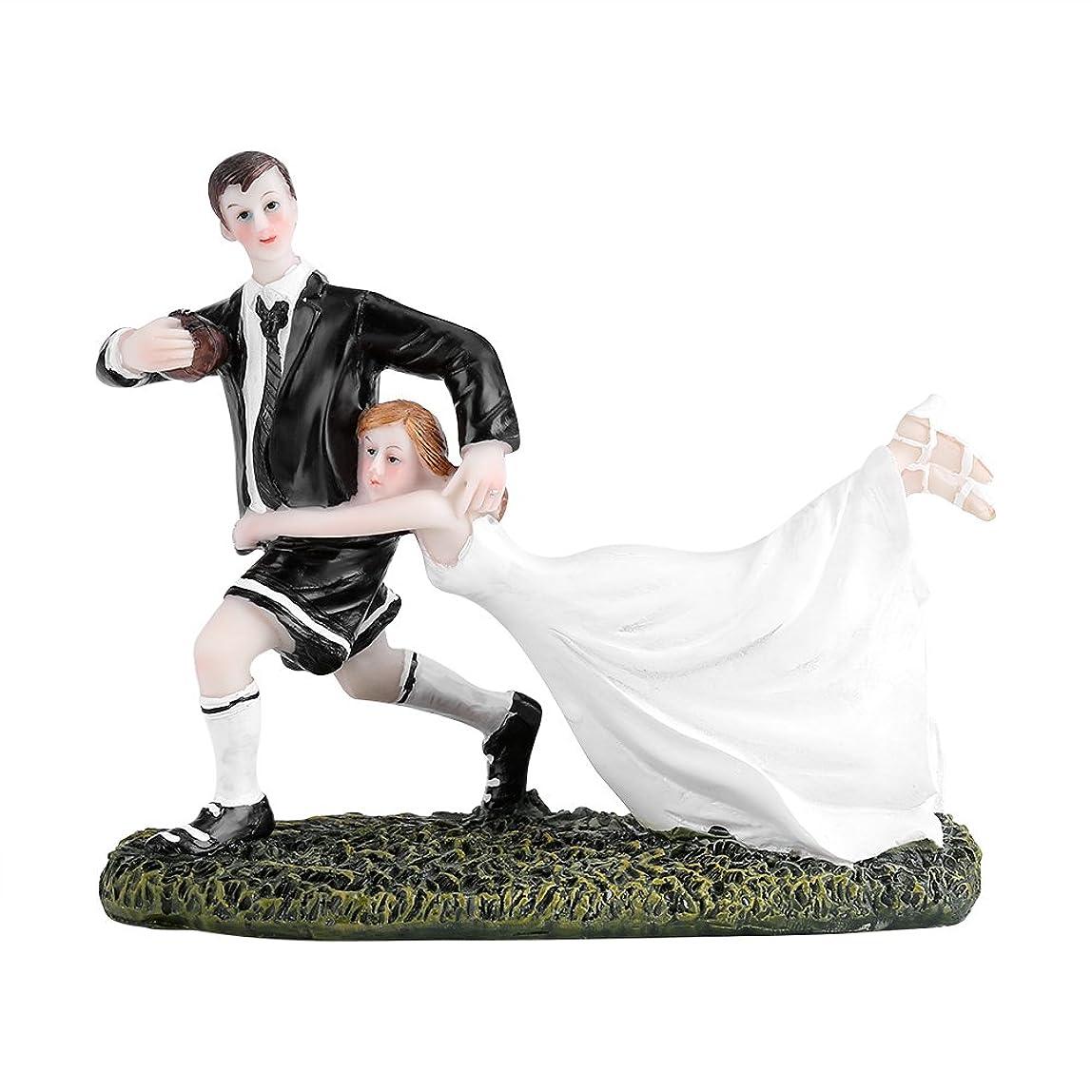 心配するレイアウトささいなカップル人形 ミニドール 置物 男の子 女の子 カップル 結婚式 ドール 恋愛 バレンタインデー ウェディング 結婚式 飾り付け 手工芸品