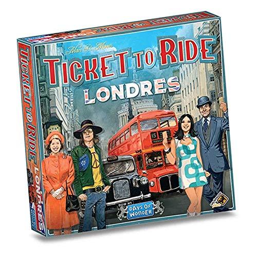 Ticket to Ride. Londres, Galápagos Jogos