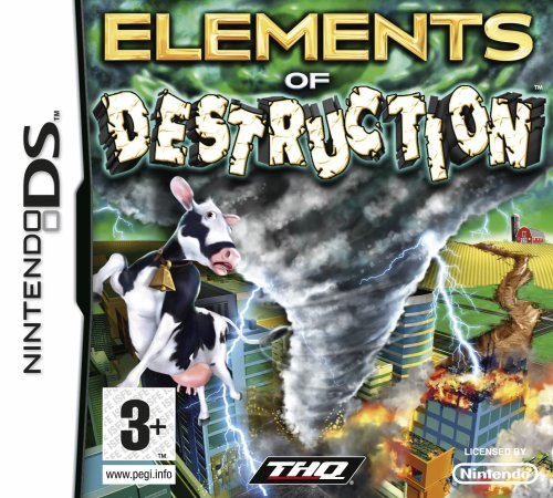 Elements of Destruction (Nintendo DS) [Importación Inglesa]