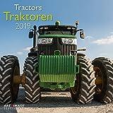 Traktoren 2019: Posterkalender Art&Image -