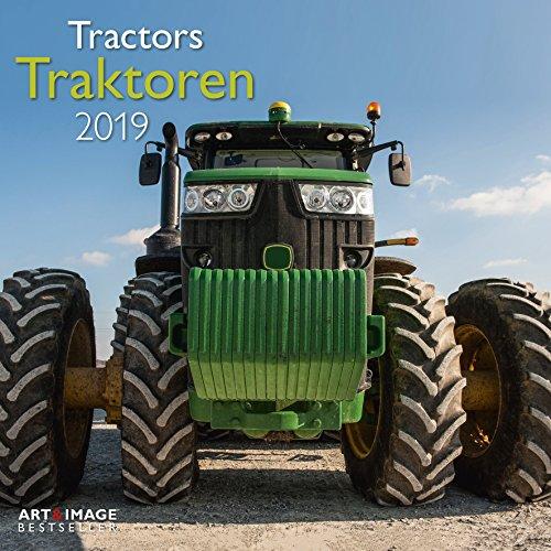 Traktoren 2019: Posterkalender Art&Image