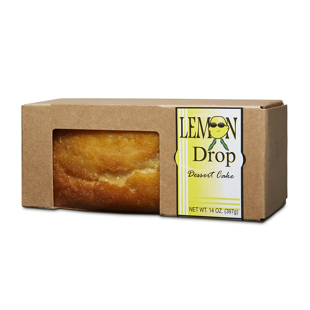 Indefinitely Lemon Drop Dessert Cheap mail order shopping Liqueur Cake a Cool Tangy for Infused