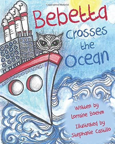 Bebetta Crosses the Ocean