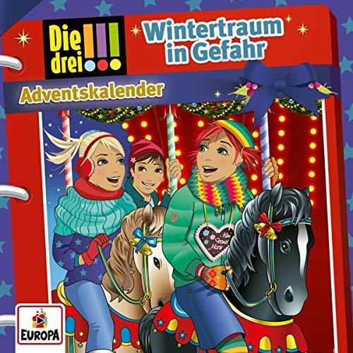 Adventskalender-Wintertraum in Gefahr