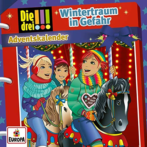 Adventskalender-Wintertraum in Gefahr