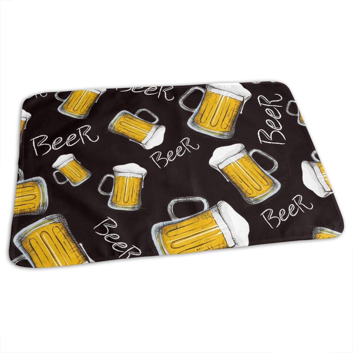 New York Mall UAJAR 25% OFF Beer Mug Baby Reusable Portable Pad Changing Travel Cover