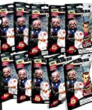 Walking Dead The Chibis Series 2-- 10 Sealed Packs New 3 Chibis in A Pack
