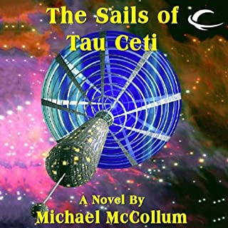 The Sails of Tau Ceti audiobook cover art