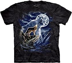 The Mountain Wolf Spirit Moon