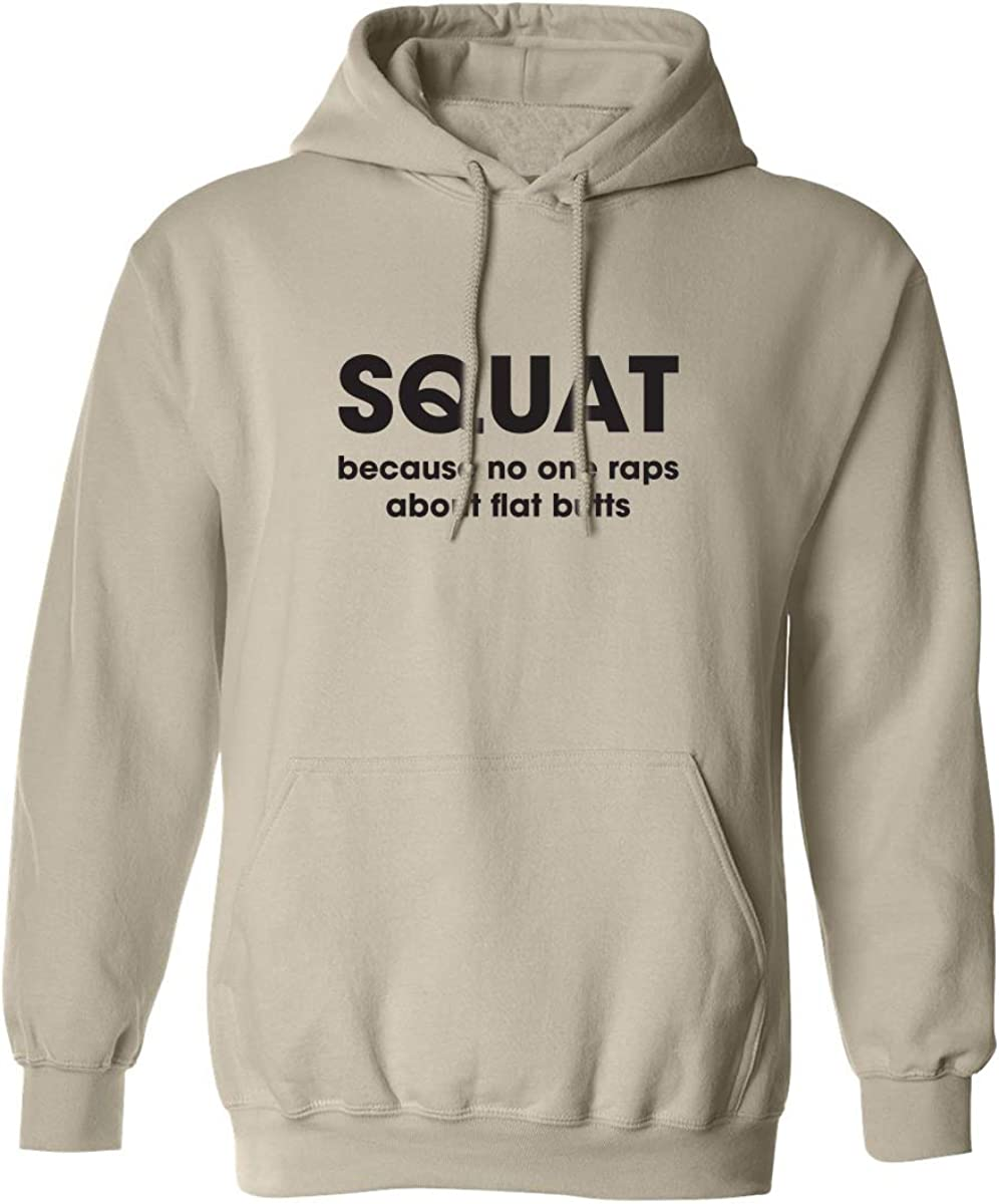 SQUAT Adult Hooded Sweatshirt