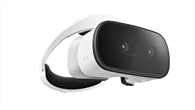Lenovo Mirage Solo with Daydream, Standalone VR Headset with Worldsense Body Tracking, Ultra-Crisp QHD Display, Smartly De...