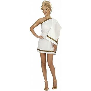 WIDMANN Widman - Disfraz de diosa romana para mujer, talla 40 ...