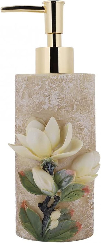 Attention brand HUHAORAN2021 Soap Dispenser 350ml Bottle Resin fo Ranking TOP13