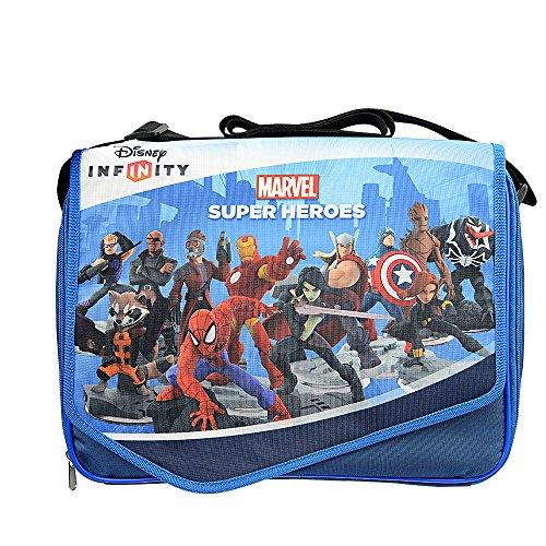 PDP - Bolsa Grande de Transporte Marvel Disney Infinity (Play Zone PS4/...