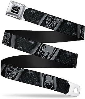 Buckle-Down Mens Seatbelt Belt Batgirl Wbm137