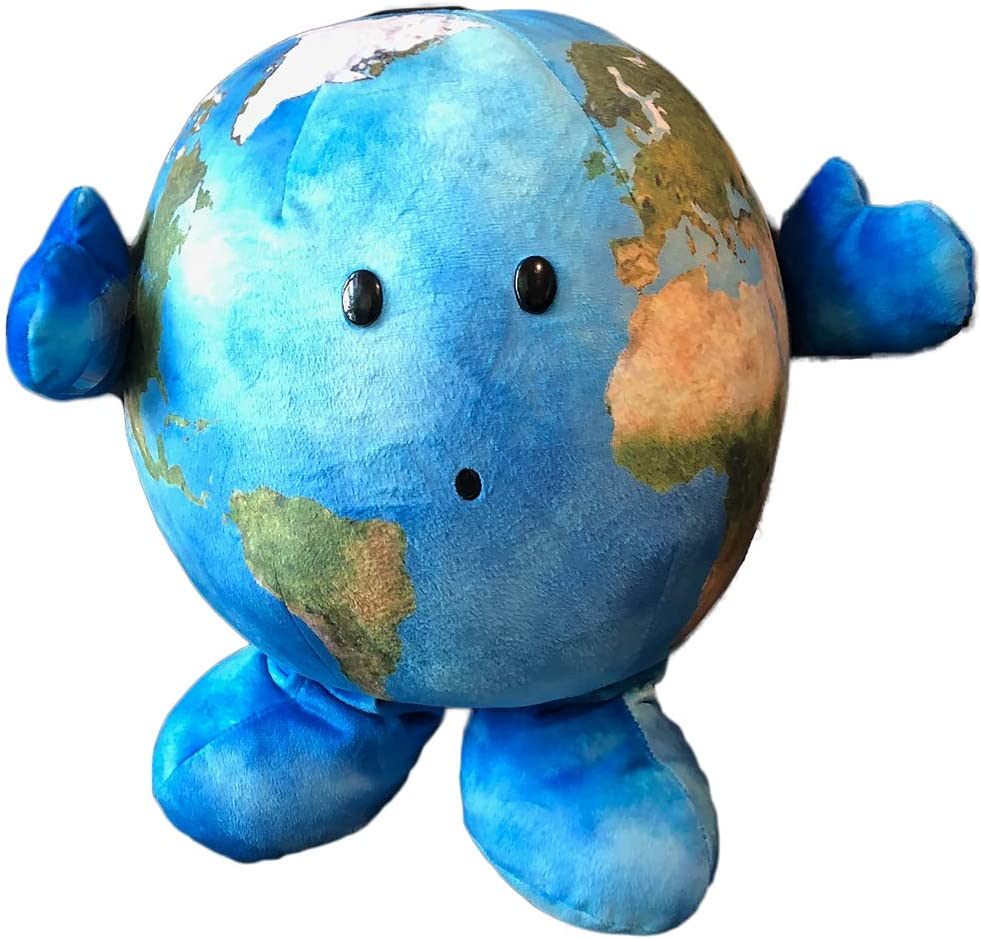 Celestial Buddies Our Precious Planet Science Astronomy Space Solar System Educational Plush Toy