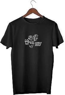 Bounty Hunters Cowboy Bebop Crew_KK016377 Shirt T-Shirt para Los Hombres Tshirt For Men - White