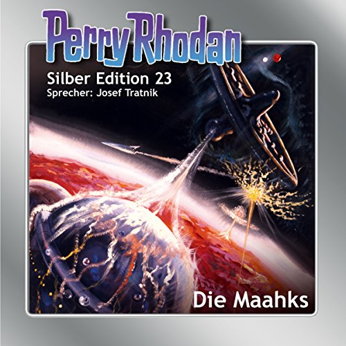 Die Maahks audiobook cover art