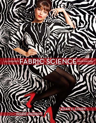 Fabric Science 9th Edition