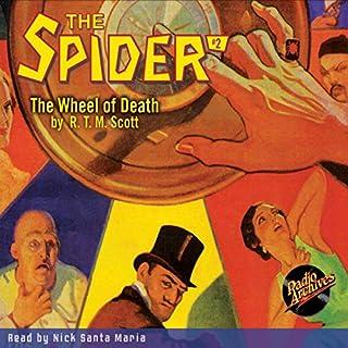 The Spider #2, November 1933 audiobook cover art