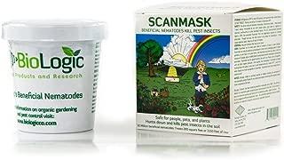 Dr. Pye's Scanmask 10 Million Live Beneficial Nematodes - Kills Over 230 Bugs