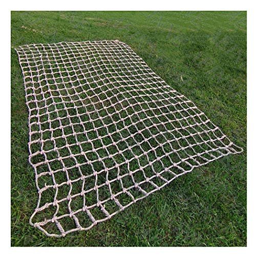 Buy Bargain Cargo Net for Kids,Rope Ladder Netting Cargo Climbing Net Outdoor Playground Rock Struct...
