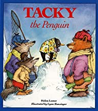 tacky the penguin story