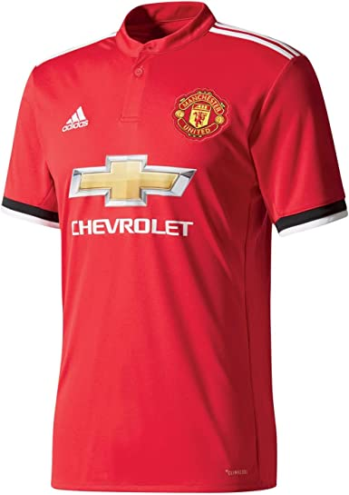 adidas Manchester United Home Jersey 2017/2018