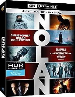 Christopher Nolan Complete 4K Collection [Region Free]