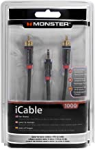 iCable 1000 - 7ft Mini to RCA for iPod and iPhone