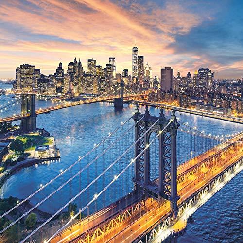 Smartbox - Coffret Cadeau - 3 Jours à New York et Visite guidée de Manhattan pour 2 - idée Cadeau Originale