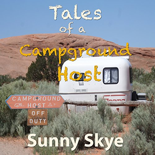 Tales of a Campground Host audiobook cover art