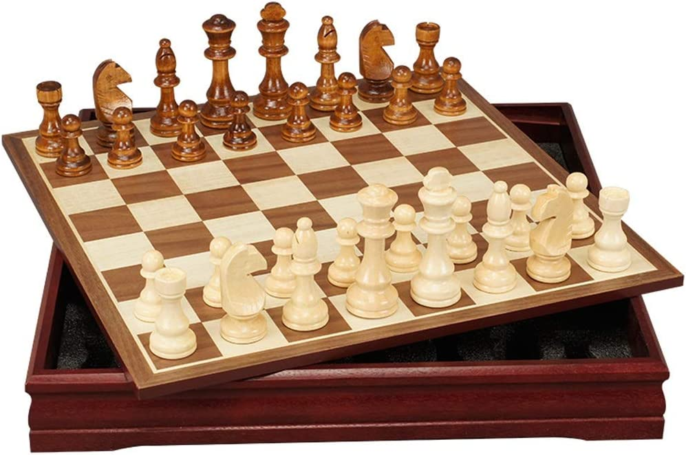 QIAOLI International Chess High-Grade Financial free shipping sales sale Solid