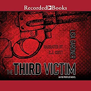 The Third Victim cover art