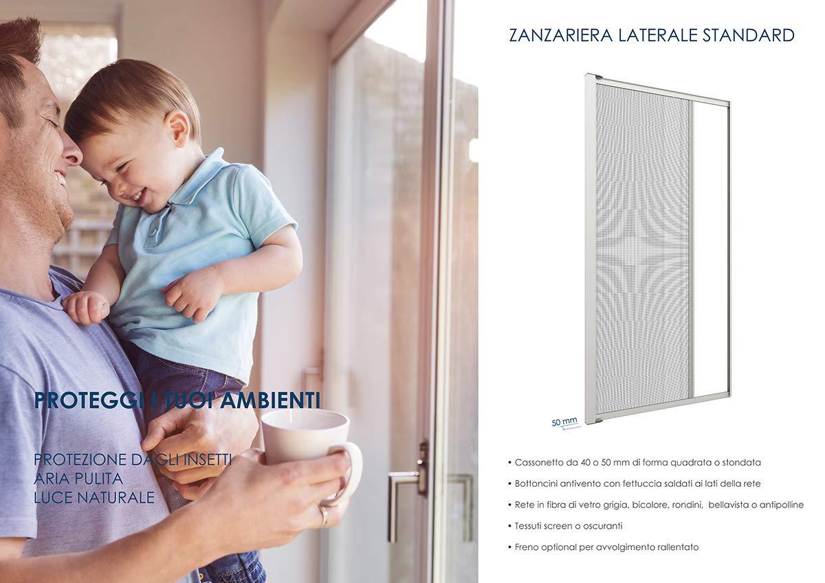 Zanzanet – Mosquitera Lateral a Medida para Puertas y Ventanas ...