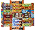 Ultimate Healthy Fitness Box - Protein & Healthy Granola Bars Sampler Snack Box