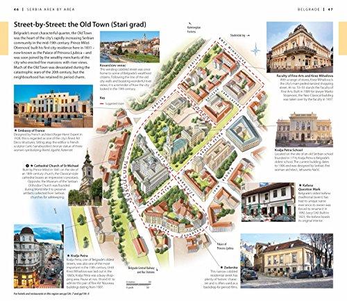 DK Eyewitness Serbia (Travel Guide) - 61bYd1Cko5L