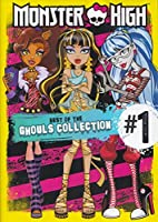 Monster High: Best of the Ghouls Collection #1 32 EPISODES