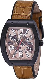 TORNADO Men's Analog Watch - T8017