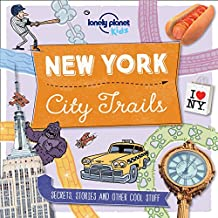 City Trails - New York (Lonely Planet Kids City Trails) [Idioma Inglés]
