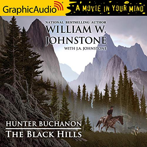 The Black Hills [Dramatized Adaptation]  By  cover art