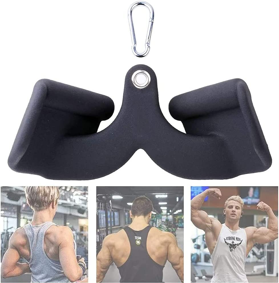 San Jose Mall YSCMX Home Gym Fitness Rowing T-Bar Cable V-Bar NEW A Pulley Machine
